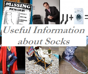 useful information about socks