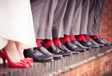 Wedding Socks Guide